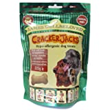 James Wellbeloved Crackerjacks Cereal Free Lamb Dog Treats, 225 g
