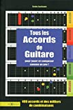 Tous les accords de guitare