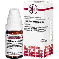 Thallium Acet. D 30 Tabletten 80 stk preisvergleich bei billige-tabletten.eu