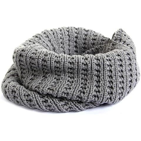 FreshGadgetz Sciarpa in stile korean, fatta a maglia, scialle (Scialle Pattern Maglia)