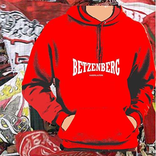 World of Football Kapuzenpulli Betzenberg Kaiserslautern - XXL
