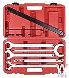 8pc Mercedes Benz BMW Visco-Lüfter Kupplung Wasser Pumpe Schlüssel Halterung Werkzeug Set