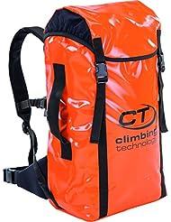 Climbing Technology Utility Sac à dos pour secours et spéléologie, Orange, 40 L