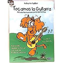 Tocamos la guitarra, método fácil para los pequeños guitarristas