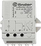 Finder Serie 15–Stromstoßschalter tötet Dimmer Elektrische 230V 400W