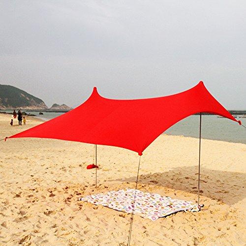 Parasol para la playa, de la marca Lovebay, con...