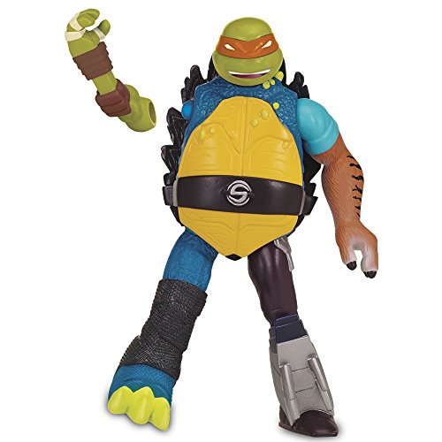 Tortugas Ninja - Figura Michelangelo (Giochi Preziosi 90380)