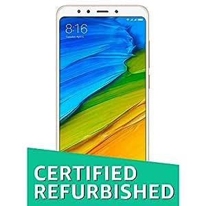 (Certified REFURBISHED) Mi Redmi 5 (Gold, 64GB)