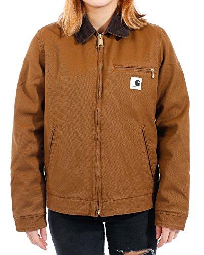 CARHARTT WIP Damen Jacken W' Detroit Jacket I023917 HZ02 braun S