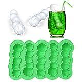 Guoyy 5-Zellen-Caterpillar-Form-Eiswürfel-Behälter-Form-Schokoladen-Süßigkeits-Seifen-Gelee-DIY-Werkzeug