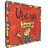 Giochi Uniti UBONGO: 3D Junior Un Grade Classico del Gioco German, Ora per i più Piccoli, Multicolore, 1