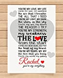 Best Poster Friend Frame Two Pictures - Personalised Presents Gifts For Husband Wife Him Her Review