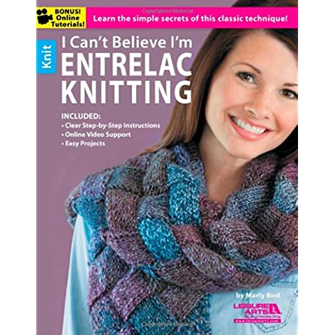 I Can't Believe I'm Entrelac Knitting: Learn the Simple Secrets of This Classic Technique!