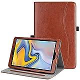 FINTIE Housse pour Samsung Galaxy Tab A 10.5 Pouces 2018 SM-T590/T595 - Multi Angles...