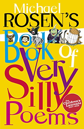 Michael Rosen's Book of Very Silly Poems (Puffin Poetry) por Michael Rosen