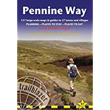 Pennine Way, 3rd: British Walking Guide: planning, places to stay, places to eat; includes 137 large-scale walking maps (British Walking Guide Pennine ... Planning, Places to Stay, Places to Eat) Third edition by Carter, Keith, Scott, Chris (2011) Taschenbuch
