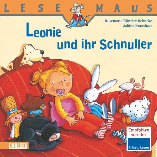LESEMAUS, Band 74: Leonie und ihr Schnuller