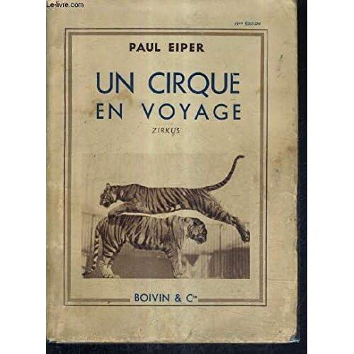 Un cirque en voyage
