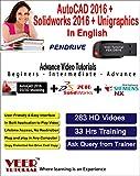 AutoCAD 2016 + Solidworks 2016 + Unigrap...