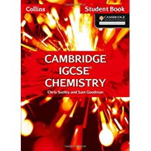 Cambridge IGCSE Chemistry Student Book (Collins Cambridge IGCSE)