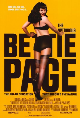 The Notorious Bettie Page Poster (27 x 40 Inches - 69cm x 102cm) (2006) Style B