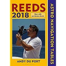 Reeds Astro Navigation Tables 2018