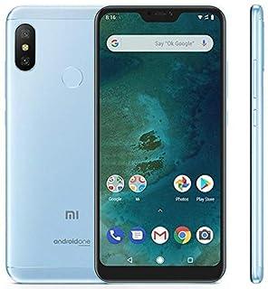 Xiaomi Mi A2 Lite 4GB/64GB Smartphone International Version - Blue (B07GC81GWS) | Amazon price tracker / tracking, Amazon price history charts, Amazon price watches, Amazon price drop alerts