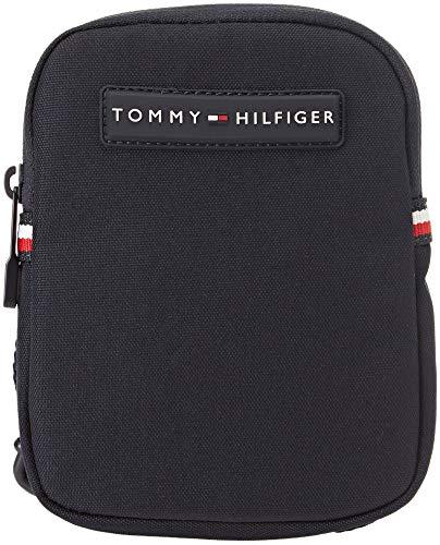 Tommy Hilfiger 2 Tasche (Tommy Hilfiger Herren Tommy Compact Crossover Laptop Tasche, Blau Navy, 2x17x13 cm)