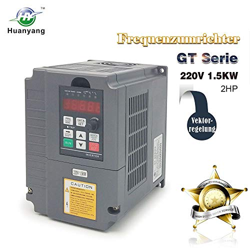 4HP 3KW 220V  INVERTER FREQUENZUMRICHTER VARIABLE FREQUENCY DRIVER CNC TOP