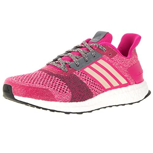 51zvIbPza L. SS500  - Adidas Performance Ultra Boost Street Running Shoe,grey/white/glow Purple,5 M Us