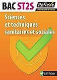 Sciences et techniques sanitaires et sociales 1re et Tle ST2S
