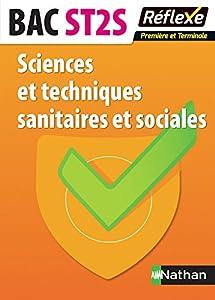 """Afficher """"Sciences et techniques sanitaires et sociales"""""""