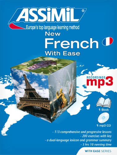 New French with Ease [With MP3] par Anthony Bulger