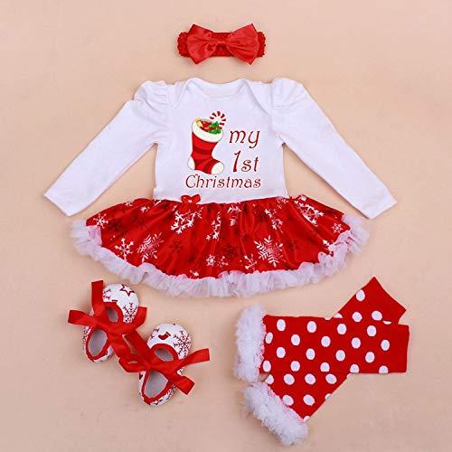 Fygrend - Infant Baby Girl Summer Long Suit -