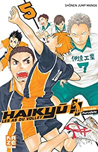 Haikyu!! Les AS du Volley Edition simple Tome 5