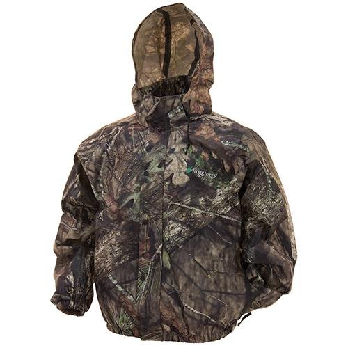 Frogg Toggs Pro Action Camo Jacke Größe L Mossy Oak Break Up Country (Insulated Mantel Camo Jacke)