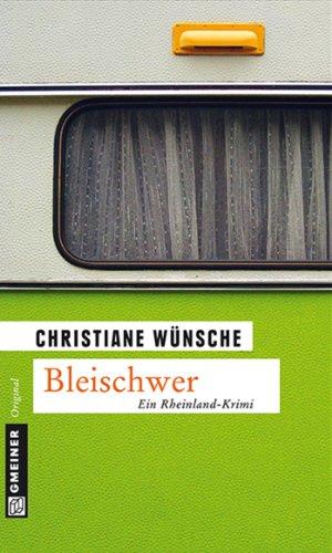 Bleischwer: Kriminalroman (Jule Maiwald 1)