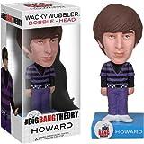 Funko Figurina Cinema Big Bang Theory Howard Wacky Wobbler