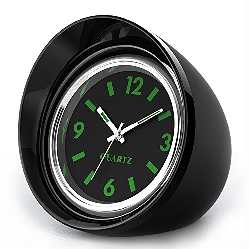 "Preisvergleich Produktbild ONEVER Auto Uhr,  Auto Air Vent Quarzuhr Mini Fahrzeug Armaturenbrett Uhr,  1, 7""Durchmesser"