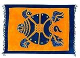 45 Modèles sarong paréo wickelrock drap serviette de plage langes + boucle de fermeture