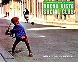 Buena Vista Social Club by Wim Wenders
