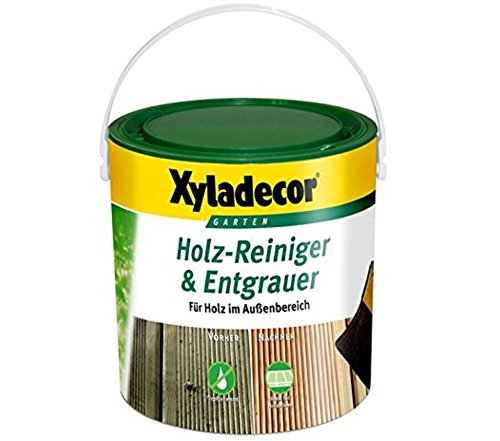 Xyladecor Holzreiniger und Entgrauer 2,5 Liter