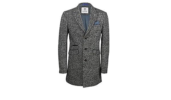 Homme Manteau Vêtements Avec Trench Cavani Col TI7x0wdP