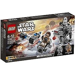 Lego Star Wars 75195 - TM - Ski Speeder Contro Microfighter First Order Walker