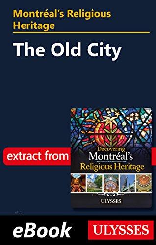 Descargar Libro Montréal's Religious Heritage: The Old City de Siham Jamaa