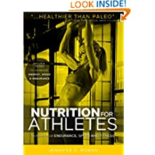 Nutrition for Athletes: How to Increase Your Energy, Speed and Endurance with Natural Foods.