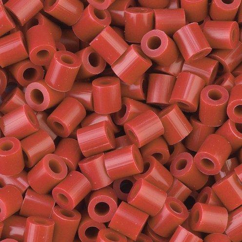 Fuse Beads, 5x5 mm, claret, medium, 1100 pc