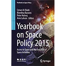 yearbook on space policy 2010 2011 baranes bl andina pagkratis spyros hulsroj peter
