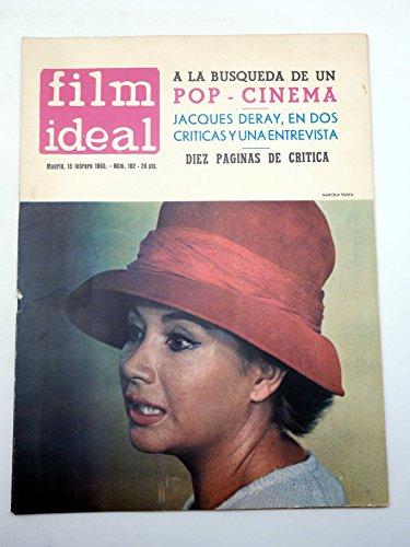 REVISTA FILM IDEAL 162. A LA BUSQUEDAD DE UN POP CINEMA, JACQUES DERAY. CINE
