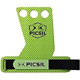 مقابض X PICSIL Azor 3 فتحات ، مقابض اليد ، مقابض الجمباز ، مقابض السحب ، العضلات ، رفع الوزن ، رفع الذقن ، التدريب ، الجرس